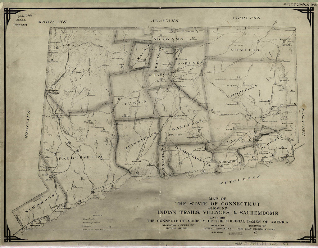 ct indian map-1625